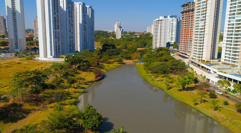 5 razões para morar perto do Parque Cascavel em Goiânia
